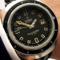 Zodiac Automatic Automatik Super Sea Wolf Divers watch