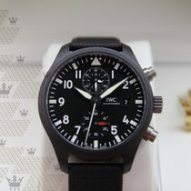 萬國 (IWC) IW389001   Pilot Top Gun Automatic Chronograph Ceramic