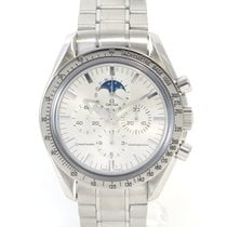 Omega Speedmaster Broad Arrow Moonphase 35753000 with papers