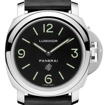 Panerai Luminor Base Logo Acciaio – 44 mm - PAM1000