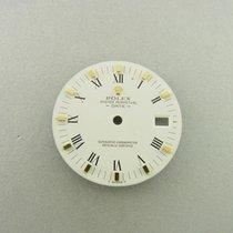 Rolex Oyster Perpetual Date 15053 34 Mm Zifferblatt White...