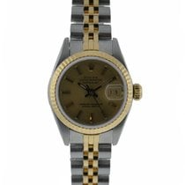 Rolex Oyster Perpetual 26mm Ladies Datejust Stainless Steel...