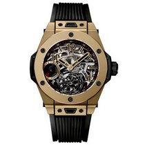 Hublot Big Bang 45 мм Tourbillion 18K Magic Gold Men's Watch