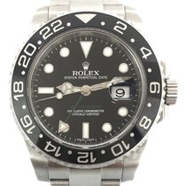 Rolex GMT-Master II Steel Automatic 2014  Box/Papers