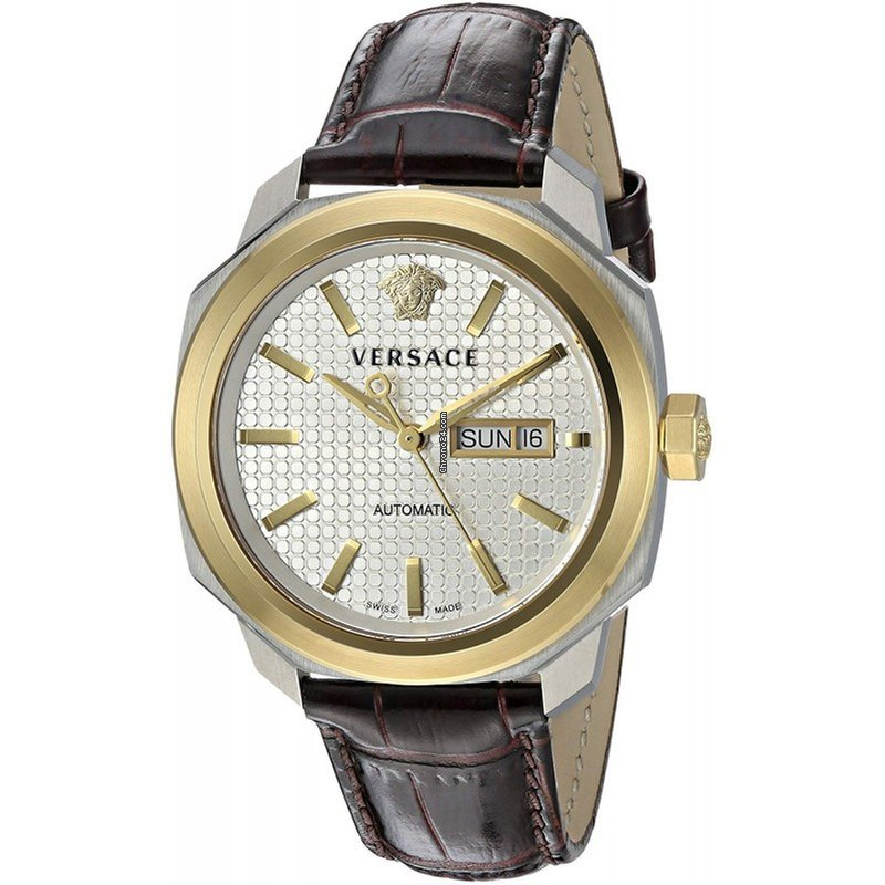 e0d19709 Versace Dylos Automatic Watch Limited Edition VQI020015