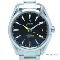 Omega Seamaster Aqua Terra 15.000 Gauss Co-Axial (NEW)