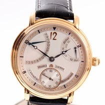 Maurice Lacroix Masterpiece Calendrier Retrograde   B&P