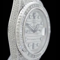 Rolex GMT-Master II Keramik - ICE Look 20ct Vollbesatz - Ref.:...