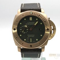 Πανερέ (Panerai) Luminor Submersible 1950 3 Automatic Bronzo...