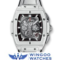 Hublot SPIRIT OF BIG BANG WHITE CERAMIC Ref. 601.HX.0173.LR