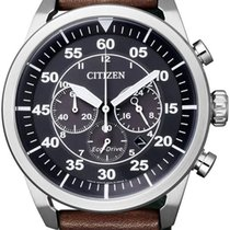 Citizen Eco Drive Sports Herrenuhr Chronograph CA4210-16E