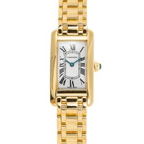 Cartier Watch Tank Americaine W26015K2