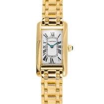 Cartier Watch Tank Americaine W26015K2