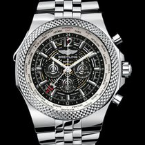 Breitling Bentley GMT Midnight Carbon