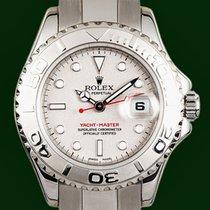Ρολεξ (Rolex) YachtMaster 169622 Platinum Bezel Box&Papers
