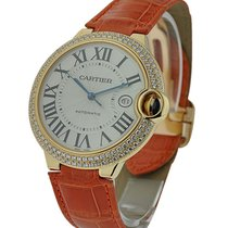 Cartier WE900751 Ballon Bleu in Yellow Gold with Diamond Case...