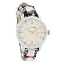 Burberry Classic Ladies Beige Swiss Quartz Watch BU10103