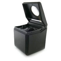 Scatola Del Tempo Rotary Leather Single Watch Winder