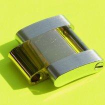 Rolex Oyster Glied Link Stahl Gold 13mm Breite 1 Glied 1 Steel...