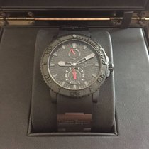 """Ulysse Nardin Diver Chronometer """"Black Ocean"""" Limited..."""