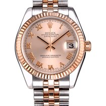 Rolex Datejust 31mm Stainless Steel and Rose Gold 178271