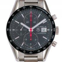 TAG Heuer Carrera Calibre 16 Stahl Automatik Chronograph...