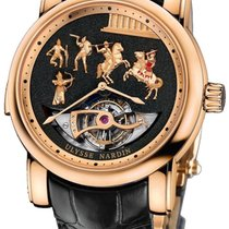 Ulysse Nardin Complications Alexander the Great Minute...