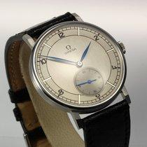Omega oversized Art Deco Uhr von 1938 Kal. 30T2