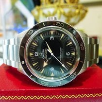 Omega Seamaster 300 Master Co-axial Stainless Steel Ref:...