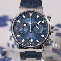 Ulysse Nardin Maxi Marine Blue Seal Chronograph