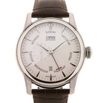 Oris Artelier Small Second Pointer Date 01 745 7666 4051-07 5 23