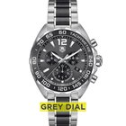"""TAG Heuer FORMULA 1  Chronograph  Anthracite with """"sunr..."""