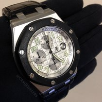 オーデマ・ピゲ (Audemars Piguet) Royal Oak Offshore Chrono Stainless...