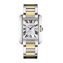Cartier Tank Anglaise  Mens Watch Ref W5310047