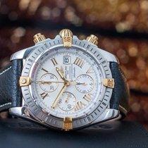 Breitling Chronomat Evolution Steel/18k Gold