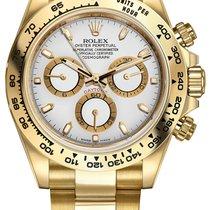 롤렉스 (Rolex) Cosmograph Daytona Yellow Gold 116508 White Index...