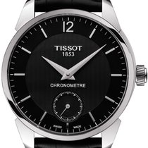 Tissot T-Complication Chronometer Handaufzug T070.406.16.057.00