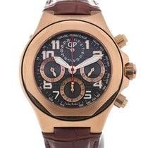 Girard Perregaux Laureato EVO3 44 Automatic Chronograph Leather