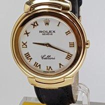 Rolex Cellini Genève Quarz 18k GG