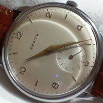 Zenith SOLO TEMPO Cal 126 Small Second Leather