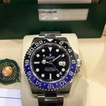 勞力士 (Rolex) GMT Master II BLUE BLACK TWO COLOUR TONE Ceramic...
