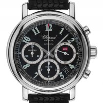 Chopard Mille Miglia Stahl Automatik Chronograph Armband...