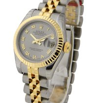 Rolex Unworn 179173 2-Tone DATEJUST with Jubilee Bracelet -...