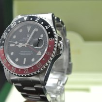 Rolex GMT-Master II Coke X-Serie m. Box aus 1991(Europe Watches)