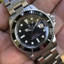 Rolex Submariner 1680 Red Service
