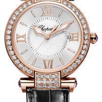Chopard Imperiale 18K Solid Rose Gold MOP Diamonds