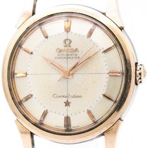 Omega Vintage Omega Constellation Cal 551 Pie Pan Dial Watch...