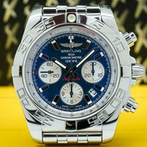 Breitling AB011012/C788-3RT AB011012 Chronomat 44 B01 Blue...