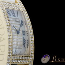 Chopard H Your Hour Lady 18kt Gelbgold 220 Diamanten Diamonds...
