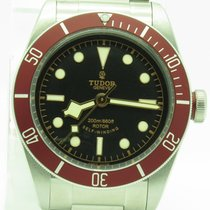Tudor Heritage Black Bay 79220r  On Bracelet With Box &...